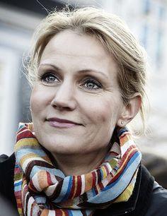 Helle Thorning-Schmidt, Prime Minister of Denmark.