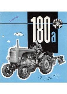 Tractorbrochures.com/Steyr 80 - 280 Steyr, Monster Trucks, Vehicles, Tractor, Trucks, Diesel Engine, Tractors, Car, Vehicle