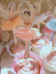 Querida bailarines. Doce Vintage estilo por AmongstLovelyThings