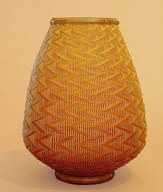 TAI Gallery/Textile Arts: Japanese Bamboo Artists: KAJIWARA Aya