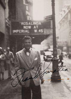 Frank Sinatra, early 1940s