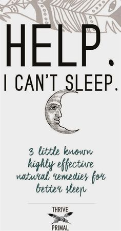 3 little-known factors that are keeping you from a restful sleep. Natural remedies that help 90% of insomnia cases within 24 hours. #NaturalWaysToGetAGoodNightSleep
