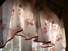 There are kinds of varieties of kitchen valances for kitchen, rooster kitchen curtains is one of the attractive curtain decoration for your kitchen. Rooster motif gives a natural impression for your kitchen curtain. The rooster motif is very suitable to design your kitchen. Curtain is one of the interior to beautify your kitchen. This is ...