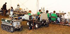 14 teams qualify for euRathlon land competition Educational Robots, Robots For Kids, Futuristic Technology, Landing, Competition, Wrestling, Innovation, Events, News