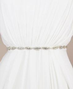 Hanne Bridal Sash by Kirsten Kuehn US$45.00