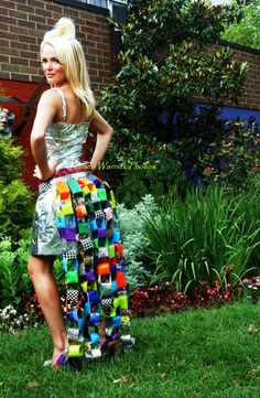 duct tape dresses on pinterest duct tape dress duct