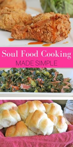 The best of soul food recipes to warm your heart soul african soul food collard greens southern recipessouthern dishessoul food recipeseasy forumfinder Image collections