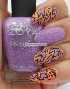 Ash-Lilly's Lacquer Lust: Zoya - Pixie dust!!
