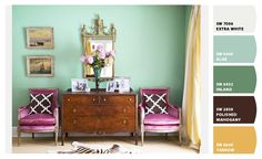 Paint colors from Chip It! by Sherwin-Williams Aloe 6452