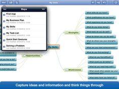 Con estas aplicaciones podrás crear mapas mentales de forma rápida y sencilla.