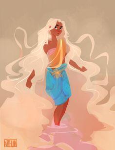 kathuon: This was supposed to be shape practice. Character Concept, Character Art, Concept Art, Black Girl Art, Art Girl, Character Illustration, Illustration Art, Disney Pixar, Arte Pop