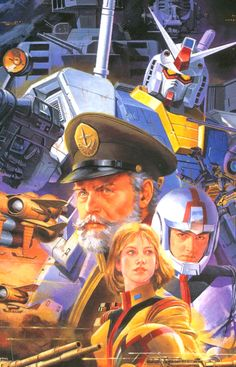 Gundam IRL - fderation