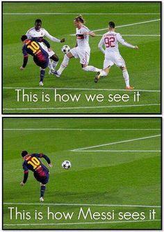Football Meme #Messi, #See