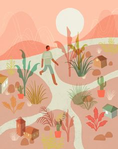 Holiday Walk - Geraldine Sy