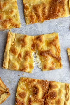 Focaccia Di Recco | Giadzy Giada Recipes, Cooking Recipes, Yummy Recipes, Taleggio Cheese, Giada De Laurentiis, Bread Baking, Italian Recipes, Italian Dishes, Favorite Recipes