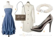 Holiday Party Outfit Snowflake