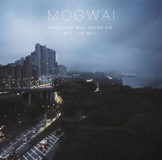 Mogwai - Hardcore Will Never Die, But You Will  http://open.spotify.com/album/7w4z35rOtFKt9gHRTU6Qil (Post-Rock, Ambient, Indie)