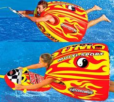 Sumo Tube: A Wearable Inflatable Tube Lets You Body Surf and Ride Waves Boat Tubes, Lake Toys, Cool Pool Floats, Sports Nautiques, Water Tube, Surfing Pictures, Giant Inflatable, Best Boats, Speed Boats