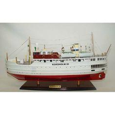 Old Modern Handicrafts Korsholm New Model Ship