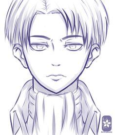 Rivaille V.2 [Shingeki no Kyojin] by Antifashion19.deviantart.com on @deviantART