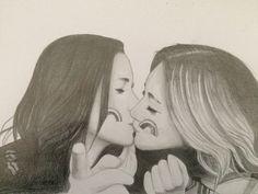 Shannon Beveridge and Cammie Scott ~ Love Is Love