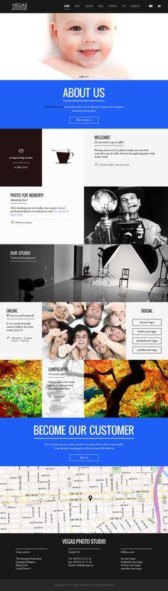 VEGAS PHOTO STUDIO on Behance
