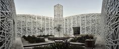 pygmalion karatzas photographs icons of contemporary doha - designboom | architecture & design magazine