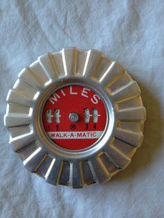 Vintage 1969 WalkAMatic pedometer NIB by ColemansCupboard on Etsy, $9.00