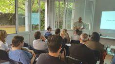 Éxito del curso de Captación de Exclusivas impartido por el formador y #sherpa inmobiliario Rafael R. Tovar, celebrado en la sede de la Apei en Barcelona.  Gracias a tod@s los asistentes por estar en la senda de los agentes rigurosos y la excelencia profesional!! #ExpertosInmobiliarios
