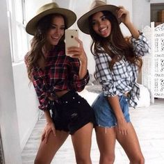 20 Best Inspiring Halloween Costume for Women 20 Best Inspiring Halloween Costume for WomenYou can find Cowgirl costume and more on our Best . Cowgirl Halloween Costume, Halloween Costumes For Teens Girls, Easy College Halloween Costumes, Trendy Halloween, Halloween Costumes For Girls, Halloween Party, Cute Halloween Outfits, Cute Costumes, Cute Best Friend Costumes