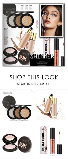 """Newchic (8/XII)"" by dorinela-hamamci on Polyvore featuring beauty and Maybelline"