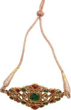 India Jewelry, Gems Jewelry, Bridal Jewelry, Beaded Jewelry, Jewelery, Gold Jewellery, Traditional Indian Jewellery, Indian Jewellery Design, Jewelry Design
