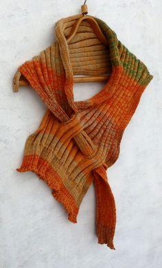 knitted+shawl,+knitted++scarf,+wrap,+cowl+from+peonija+handmadeshop+by+DaWanda.com
