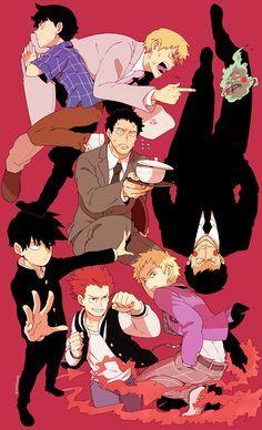 mob psycho 100 fan art   woot kageyama shigeo 100 comic mob psyco 100 aurora sofía anime mob ...