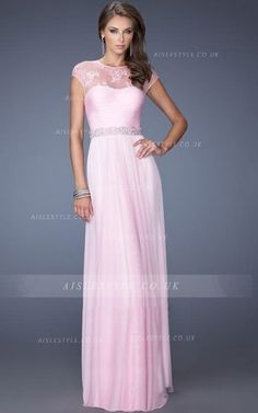 Cheap modest prom dress, Buy Quality prom dresses with sleeves directly from China designer prom dress Suppliers: Latest Design Long Elegant Modest Prom Dress with Sleeve 2015 Applique Beaded Party Dress A Line Chiffon Vestido De Festa Inexpensive Prom Dresses, Cheap Homecoming Dresses, Prom Dresses With Sleeves, Bridesmaid Dresses, Wedding Dresses, Dress Prom, Party Dresses, Bridesmaids, Gorgeous Prom Dresses