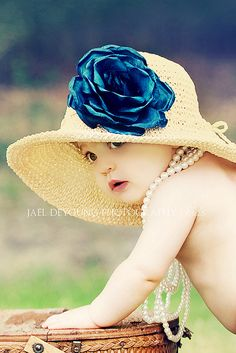 dress up......love baby & little girl dress-up photos.... hats, pearls & heels.....