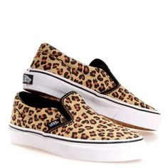 db072d61b95 Leopard Vans. I need these! they match my leopard Vans hat! Leopard Vans