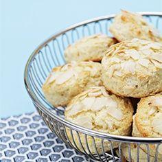 Almond scones recipe