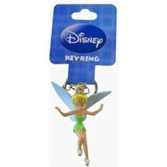 tinkerbell keychain - Google Search