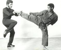 African Fists Of Fury: Legendary Black Men Who Created Their Own Viable Martial Arts Systems - Black people have produced some of the finest martial arts teachers in the western hemisphere who were also champions in the far East. Eric Thomas, African Diaspora, God Of War, African History, Black People, Black Belt, Black History, Martial Arts, Men