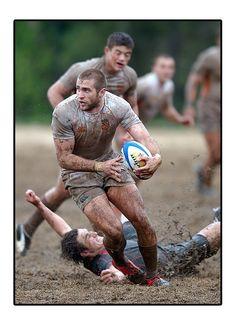 Benji Goff - Tennessee Rugby - 2008, 2010 & 2011 Collegiate All-American