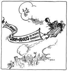 Seuss Political Cartoon (Note: The posting of this cartoon doesn't necessarily mean the poster agrees with it. It was posted in the name of scholarship. Dr Seuss Illustration, Classroom Images, Dr Suess, Nose Art, Political Cartoons, Life Is Like, Cartoon Styles, Caricature, Illustrations Posters