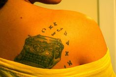 30 Perfect Tattoos For Word Nerds