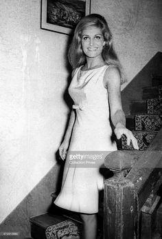 Dalida home, Paris 1972