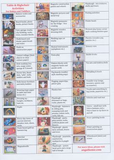 table activities for spreschoolers p1 2