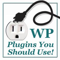 WordPress Plugins you shouldn't blog without - to back up blog, stop spammers, speed up loading, upload multiple images,  and creating a site index