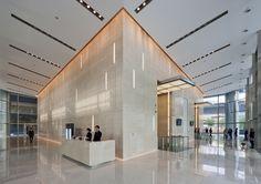 Kohn Pedersen Fox Associates: Projects: Wheelock Square