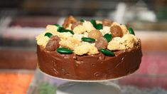 τούρτα κάστανο by Parliaros