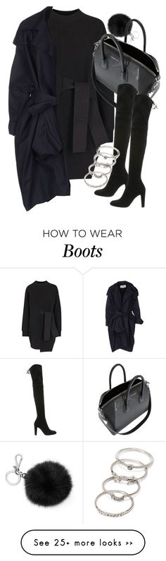 """Untitled #18943"" by florencia95 on Polyvore featuring Proenza Schouler, Rue Du Mail, Michael Kors, Givenchy, Stuart Weitzman and Forever 21"
