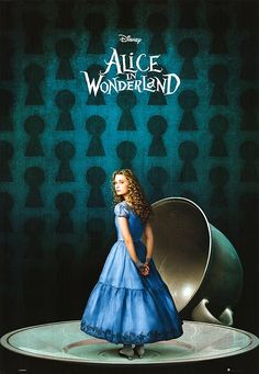 Review by Scott Holleran of Tim Burton's 2010 adaptation of Lewis Carroll's Alice in Wonderland for the Walt Disney Studios